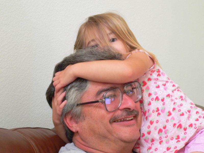 Grandpa& Lily 050609 - 171